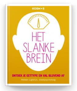 Boek Het slanke brein door heleen Ligtelijn, dieetpsycholoog
